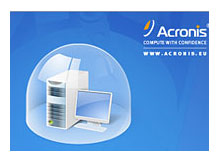 Acronis Startup Recovery Manager ile Backup ve Restore