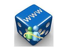 Domain uzantılı Messenger adresi alma
