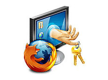 Firefox ta master Password u sıfırlama