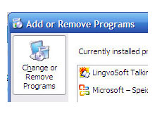 Kurulu olan bir program ekle /kaldır listesinde görünmesin