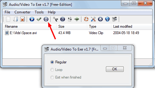 audiovideo2exe
