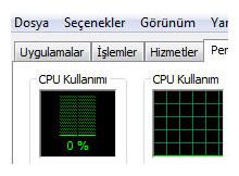 Windows ta Shift + Sağ tık = Görev Yöneticisi