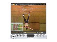 Gom Playerde ters görüntü