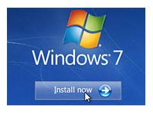 Netbook'a usb dışında Windows 7 yükleme yöntemleri