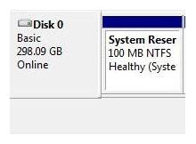 Windows 7 deki gizli sistem yedeği dizinini açalım