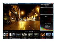 RAW imaj dosya türünü editleyin yada JPG ye dönüştürün