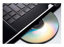 DVD/CDROM , DVD +R deki verileri boş gosteriyor