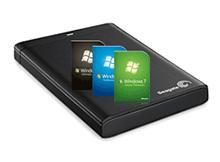 Harici HDD ye Windows 7 kurmak