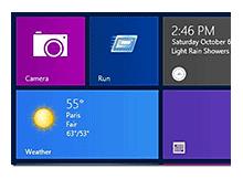 Windows 8 de Çalıştır komutunu başlangıç ekranına iliştirelim