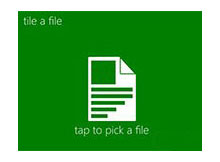 Tap-A-File