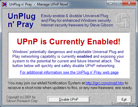 unplug_pray