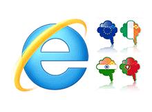 İnternet explorer 10 un dilini değiştirme