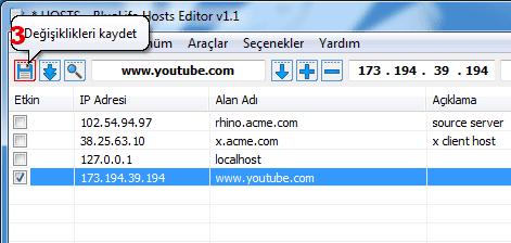 bl hosts editör ile yasak aşma 2