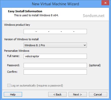 wmvareye yeni_sistem kurulum anahtarı