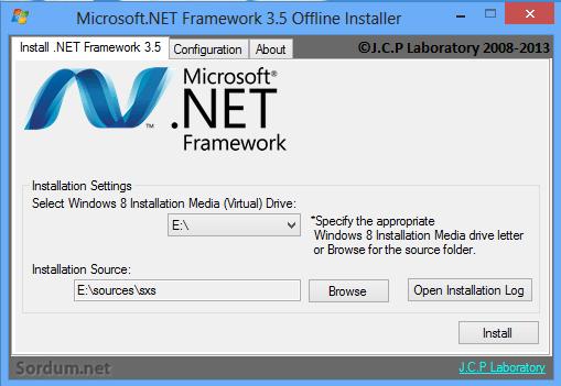 netframework offline installer