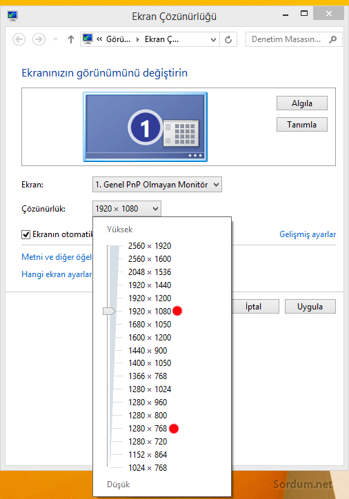 vmaware ekran çözünürlükleri