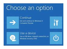 Windows 8 Boot  ekranı ve Menüsünü kişiselleştirin