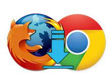 Chromede yarıda kalan downloada Firefox ile devam edin