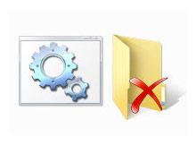 Belirli günden (mesela 1 ay) eski dosyaları sildirmek