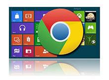 Windows 8 de herzaman Chrome masaüstü sürümü açılsın