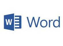Microsoft Word direkt boş belge ile başlasın