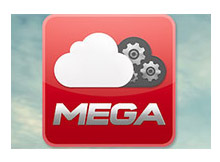 mega Error writing files your harddrive almost full