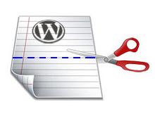 Wordpress te uzun yazıları sayfalara bölelim