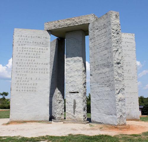 american stonehenge