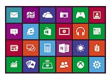Windows 10 da modern uygulamaları toplu yada tek tek silme