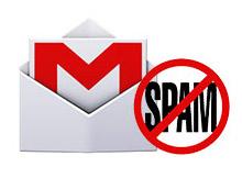 Gmailde göndereni bloklama