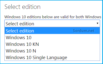 Microsofttan Windows10 indir