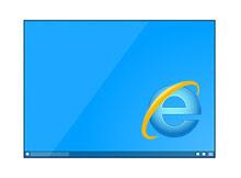 Windows 10 masaüstüne internet explorer kısayolu