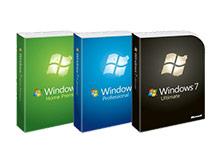 Windows 7 medyası tüm sürümleri içersin