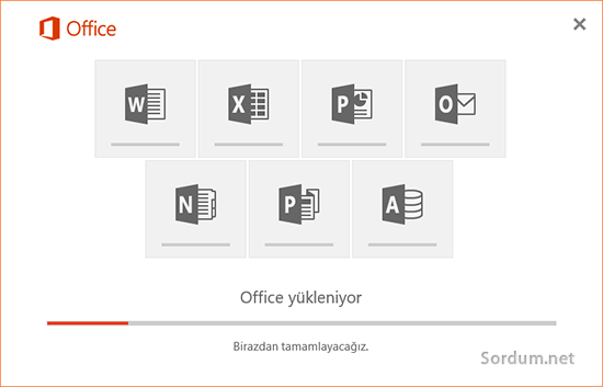 office yükleniyor