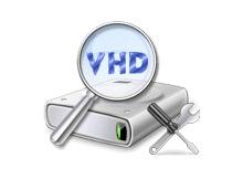 Açılmayan VHD den veri kurtarmak