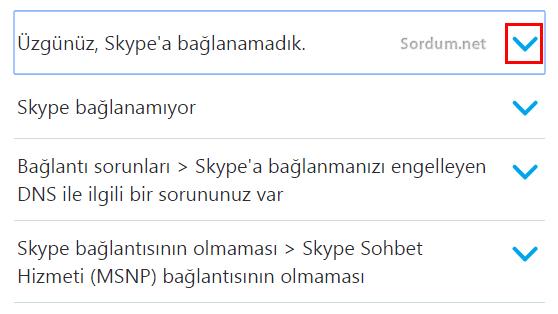 skype hataları