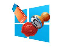 Windows 10 filigranını kaldırma