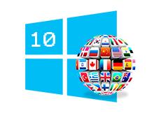 Windows 10 cab dil dosyalarının kurulumu