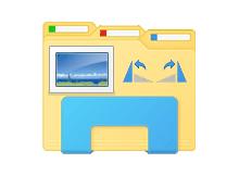 Windows 10 gezgin yardımı ile resim döndürme