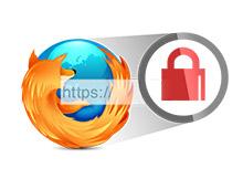 Firefox ile girişlerde bağlantı güvenli değil uyarısı