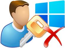 unutulan windows kullanıcı şifresini sıfırlama