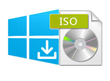 Microsofttan windows 10 ISO indirelim