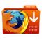 Firefox indirme bilgilerini göstersin