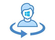Windows 10 da profil resmini değiştirme