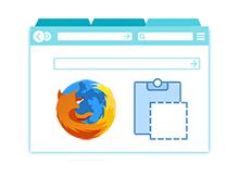 Firefoxta açık olan sekmelerdeki URL leri kopyalama