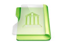 Windows 10 Masaüstüne kitaplıklar ikonu