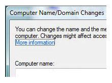 Bilgisayar adını değiştirelim