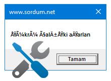 Bilgisayarınızdaki Turkçe Karakter sorununu halledin