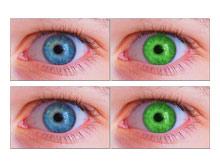 Photoshopta göz rengi değiştirmek
