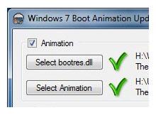 Windows 7 Boot Animasyonunu değiştirin